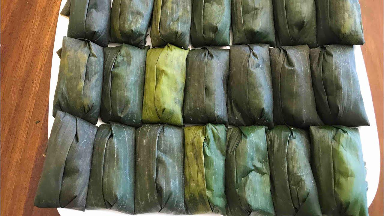 Bánh bột lọc bọc lá chuối ngon giá rẻ