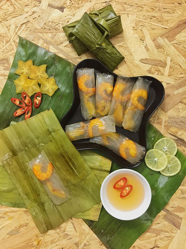 Bánh bột lọc Huế Ngon tại Sài Gòn