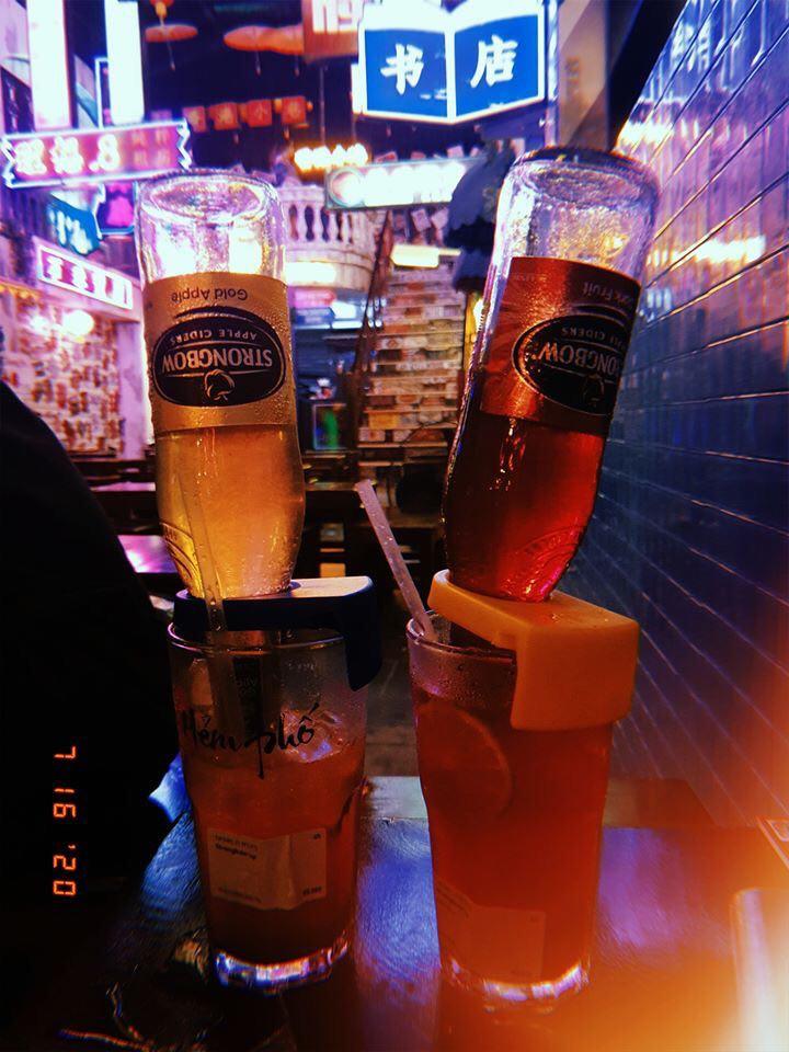 Chia sẻ quán bia đêm Hẻm Phố Thủ Đức